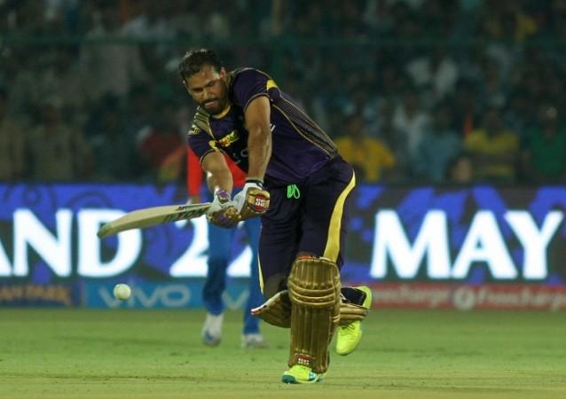 Yusuf Pathan, IPl 2017, Kolkata Knight Riders, Gujarat Lions