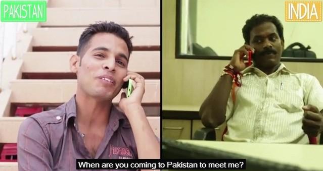 When India Spoke to Pakistan