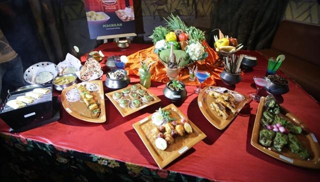 Kebab fest,kebab and curry fest photos,kolkata restaurant,food,food fest photos