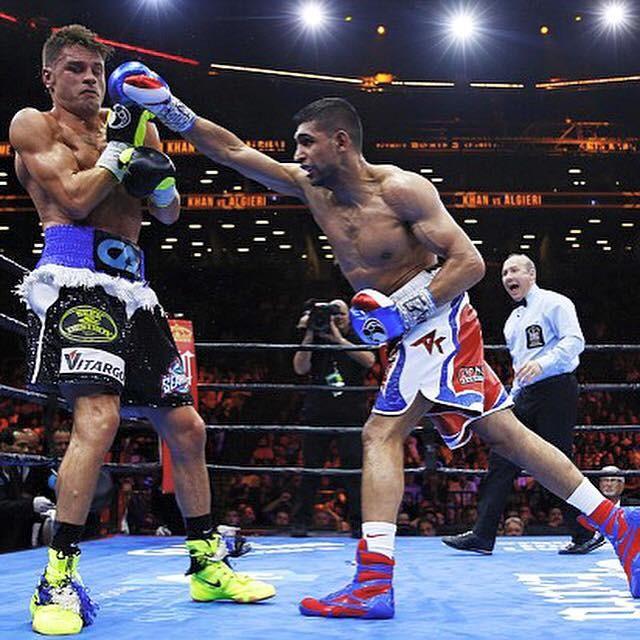 Amir Khan beats Chris Algieri,Amir Khan,Chris Algieri,Amir Khan vs Chris Algieri,Boxing,Floyd Mayweather,Floyd,boxing challenger
