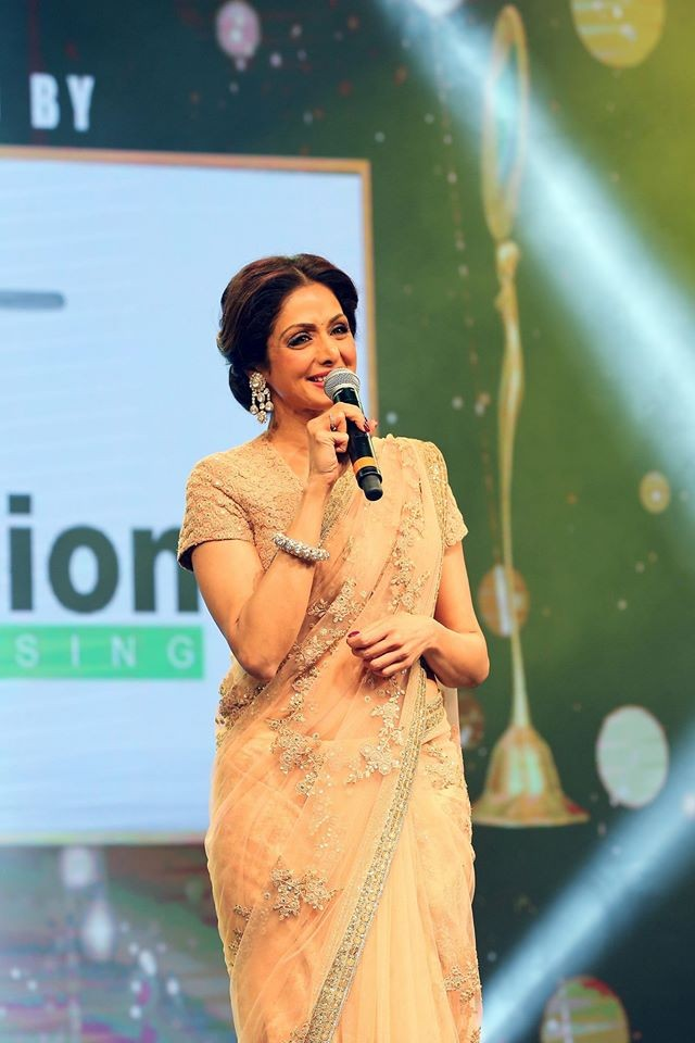 Sridevi,Sridevi latest photos,Sridevi at asiavision awards 2015,Asiavision Awards 2015 photos