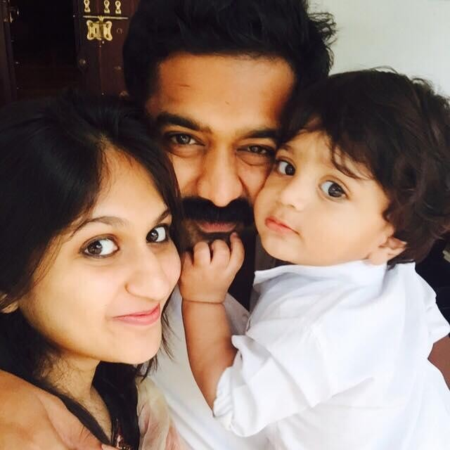Asif ali,asif ali photos,asif ali family photos,asif ali son,asif ali son adam photo
