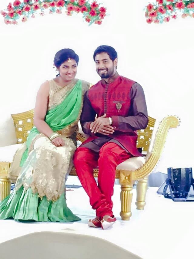 Aari and Nadiya Wedding,Vishal,Venkat Prabhu,Aari Wedding,Nadiya Wedding,Aari and Nadiya Wedding respection