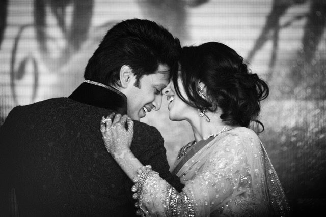 Riteish Deshmukh and Genelia Deshmukh,Riteish Deshmukh,Genelia Deshmukh,Riteish Deshmukh and Genelia Deshmukh wedding,Riteish and Genelia wedding anniversary,Riteish and Genelia fourth wedding anniversary,Riteish and Genelia wedding anniversary pics,Ritei