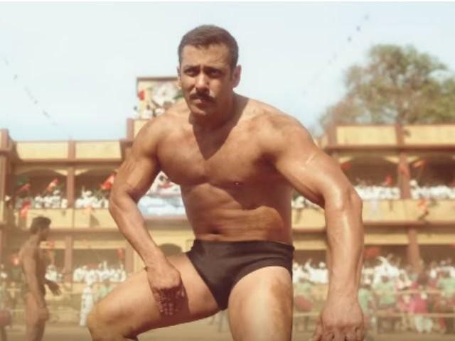 Sultan,Sultan review,Sultan movie review,Raging Bull,Salman's Raging Bull,Anushka Sharma,Salman Khan,Ali Abbas Zafar,Sultan collections,Sultan box office