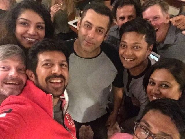 Salman Khan,Tubelight,Tubelight on the sets,salman khan tubelight,tubelight movie,tubelight salman khan,Salman Khan wraps up Manali schedule