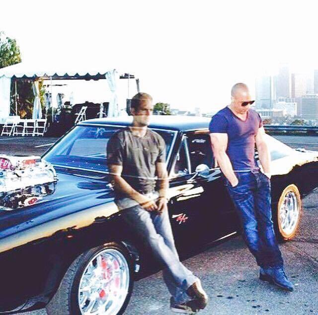 Paul Walker,Paul Walker ghost picture,Paul Walker viral picture,Vin Diesel,Fast and Furious 7,Viral photos