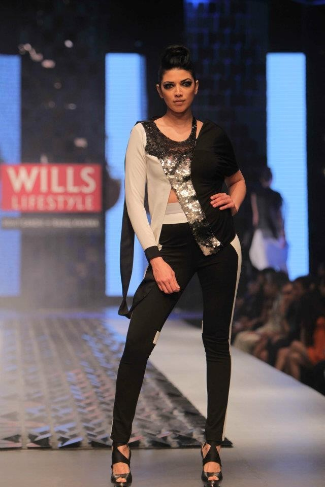 Grand Finale Wills Lifestyle India Fashion Week Spring Summer-2012