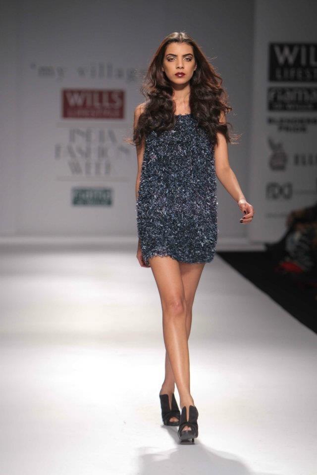 Wills Lifestyle India Fashion Week Autumn Winter 2012 Day 3 Photos Ibtimes India