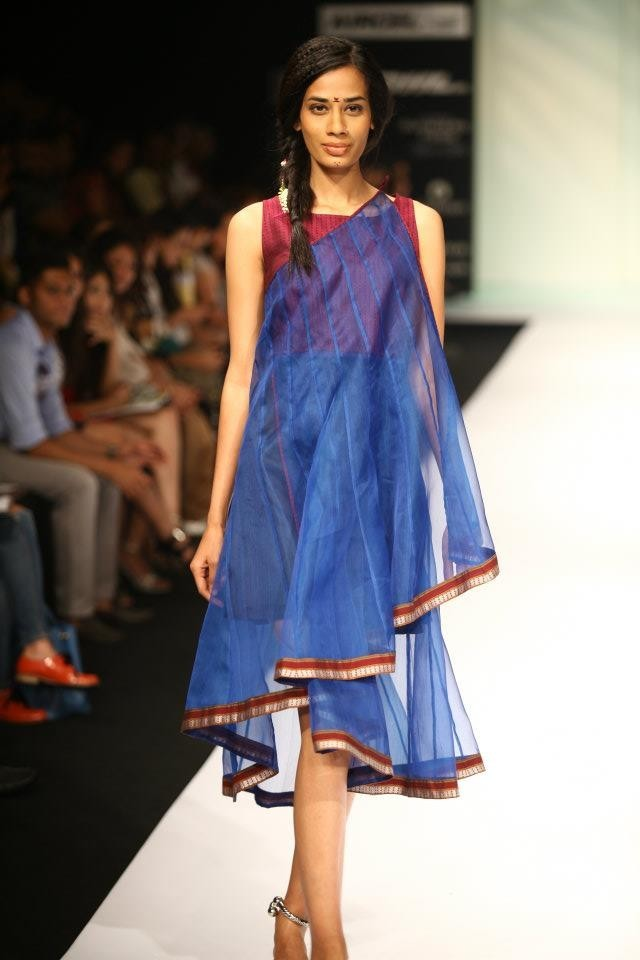 Day 3: Purvi Doshi's Show at the Lakme Fashion Week Summer/Resort 2012 (PHOTOS)