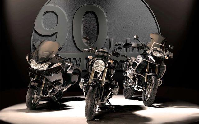 BMW Motorrad  90th Anniversary