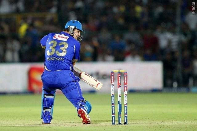 Rajasthan Royals Shane Watson