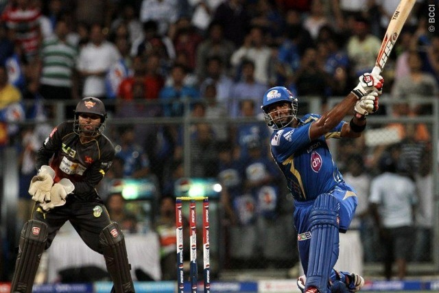 Mumbai Indians Kieron Pollard