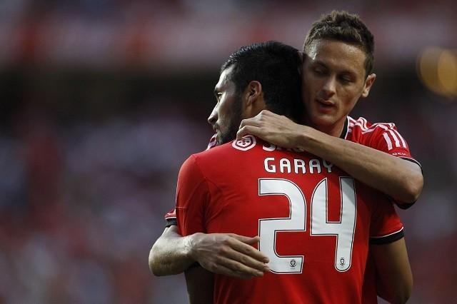 Garay Matic Benfica