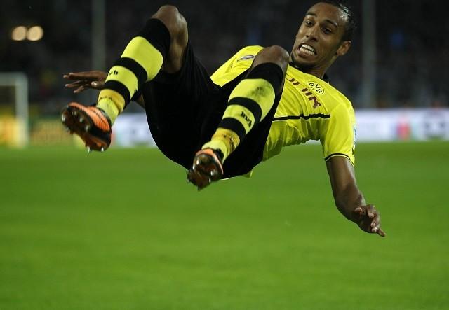 Aubameyang Dortmund