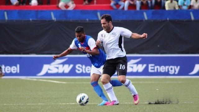 Tolgay Ozbey Mohammedan Sporting Bengaluru FC