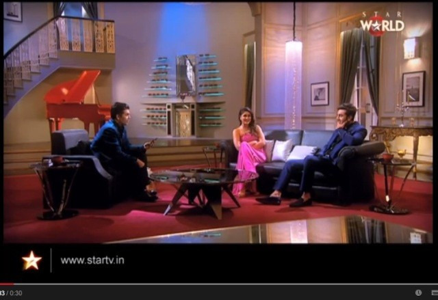 Ranbir and Kareena on Koffee with Karan