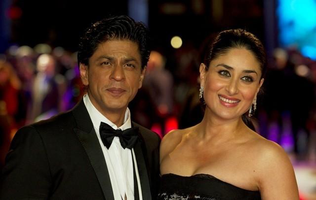 Shahrukh Khan and Kareena Kappor