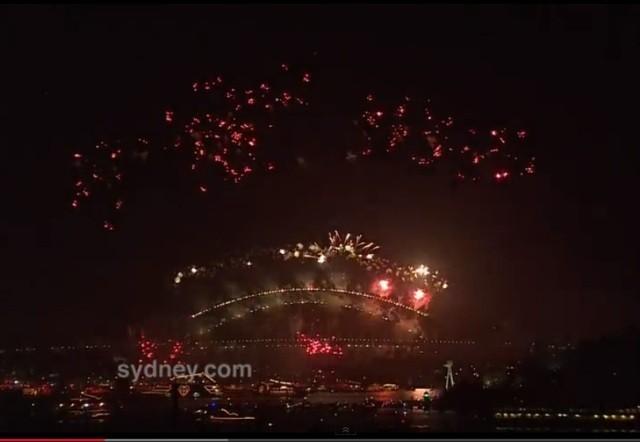 New Year Festivities in Sydney