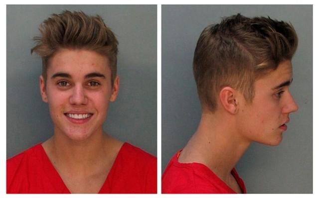Justin Bieber Cries in Court