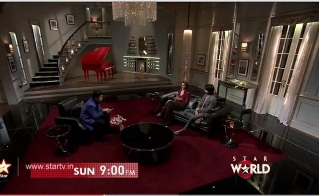 Shahid and Sonakshi on 'Koffee with Karan'