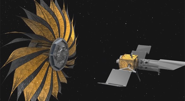 NASA Reveals Enormous Space Sunflower that Can Help Find Alien Earth
