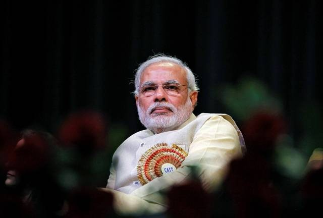 Narandra Modi has finally confessed that he is married to 'Jashodaben' causing a spate of outrage in social media.