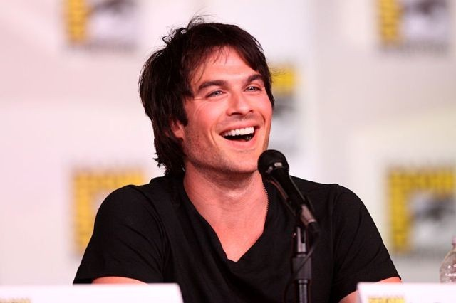 Ian Somerhalder (Photo: Gage Skidmore/WikimediaCommons)