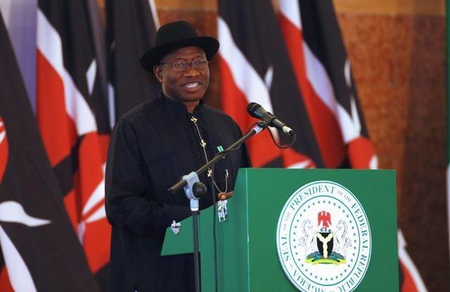 Nigerian President Goodluck Jonathan (Reuters)