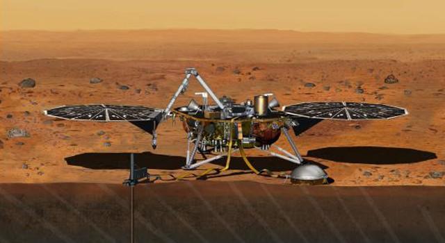 NASA to Begin Construction of New InSight Rover for Exploring Mars (NASA/JPL-Caltech)