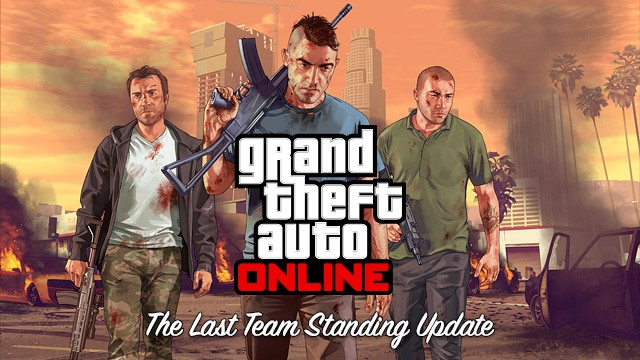 GTA 5 Online: The Last Team Standing
