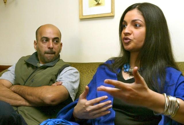 Pooja Bhatt and Munish Makhija