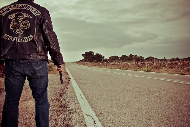 Sons of Anarchy Actor kills ex's pet