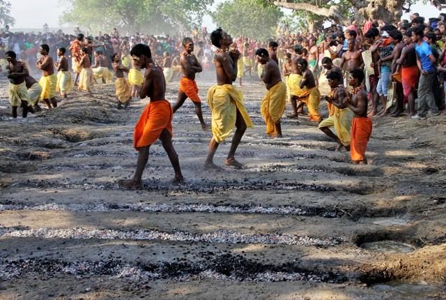 """""""Danda"""" festival in Khurda"""