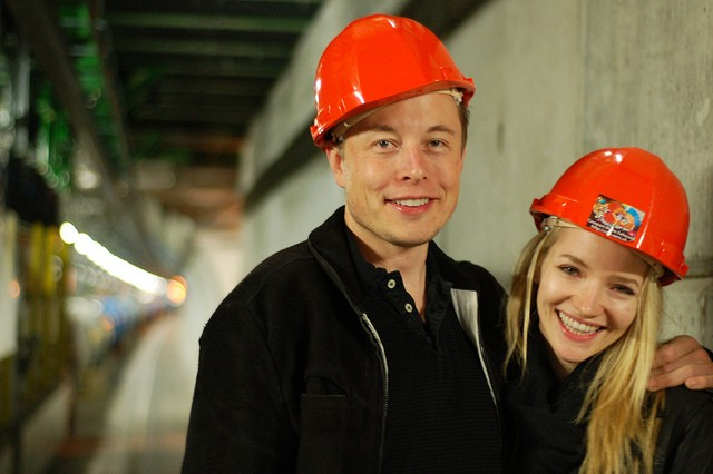 Elon and Talulah