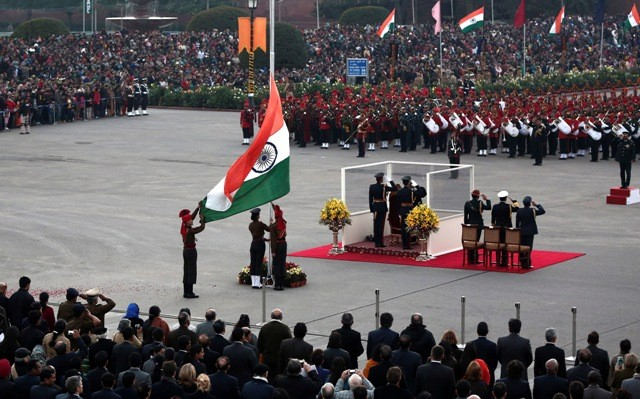 Flag Festival India: Beating Retreat: 4-Day-Long Republic Day Celebrations Come