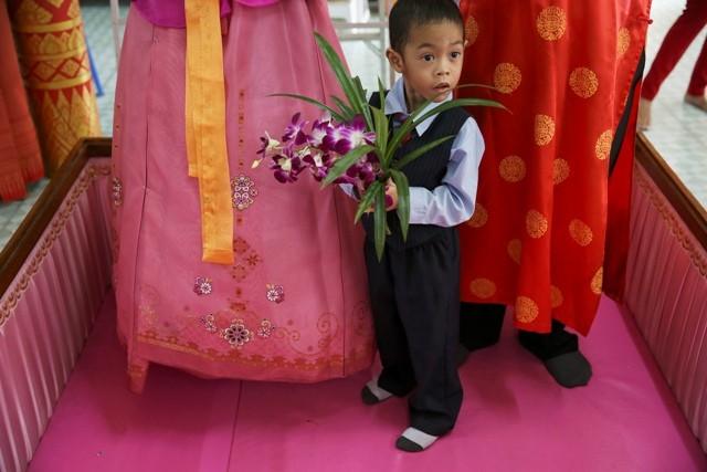 Unusual Bangkok Wedding