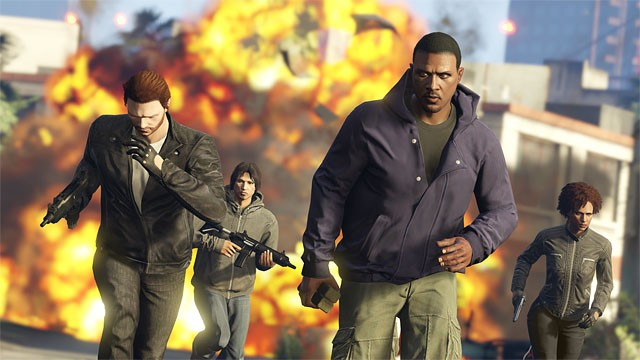GTA 5 Online: Heists Cheats and Codes For Weapons, Health, Armor and Invincibility