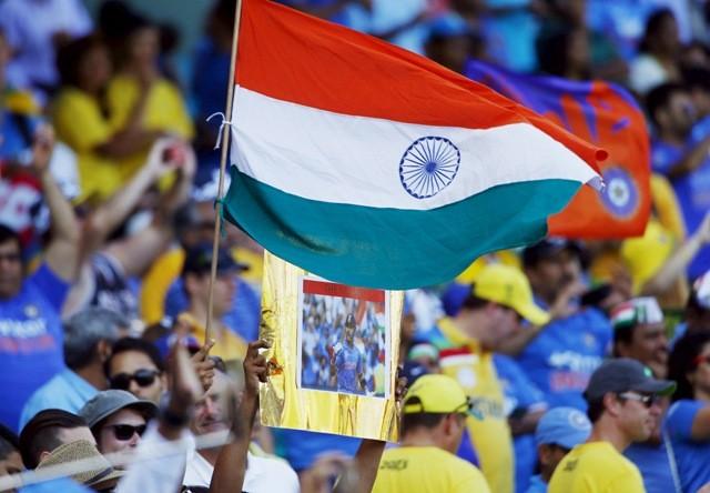 Indian Flag Cricket: India Vs Australia Semi-Final: Emotional, Cheerful Moments