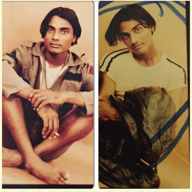 Old Picture of Remo D'Souza