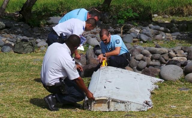 Flight MH370 Debris