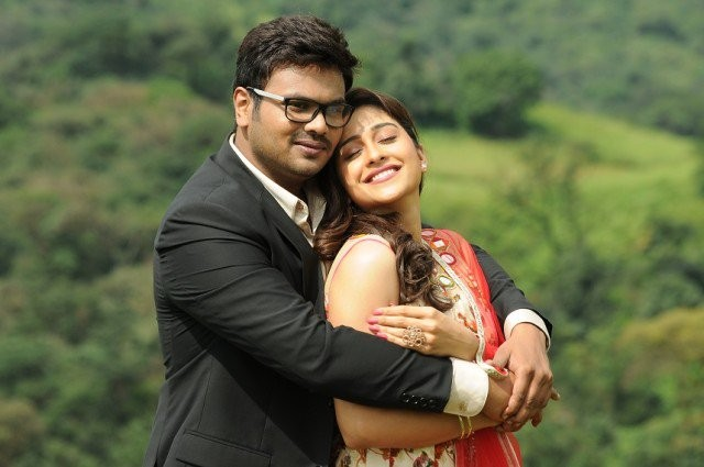 Manchu Manoj and Regina Cassandra in