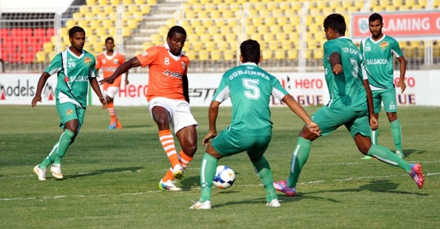 i-league goa derby