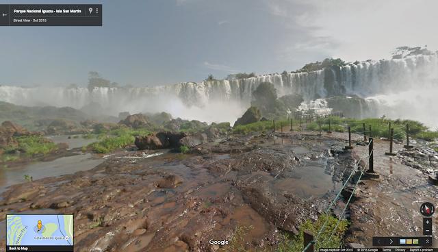 Parque Nacional Iguazú - Isla San Martin, Argentina
