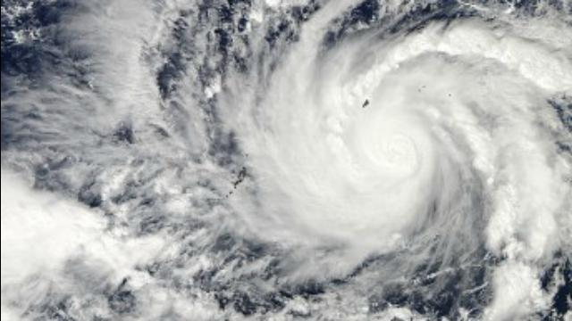 typhoon Nina,