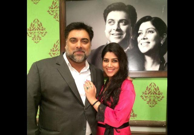 Sakshi Tanwar, Ram Kapoor start shooting for new web series Kehte Hai Opposites Attract