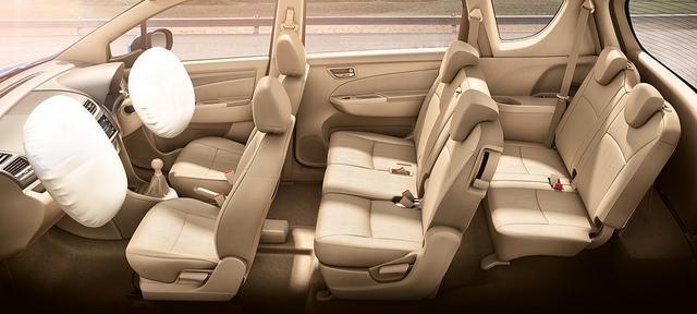 2015 maruti suzuki ertiga facelift launched for rs lakh new hybrid diesel engine returns. Black Bedroom Furniture Sets. Home Design Ideas