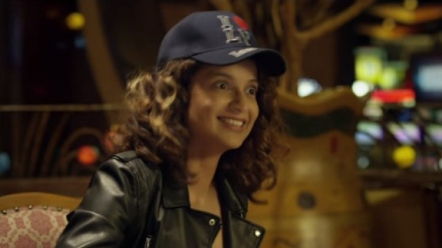 Simran review: A feisty Kangana Ranaut canvas