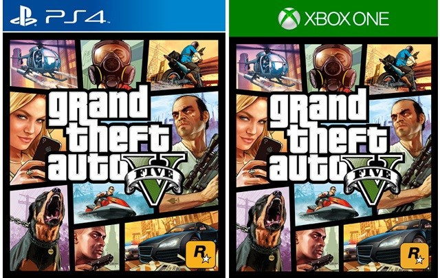 GTA 5 Next-Gen