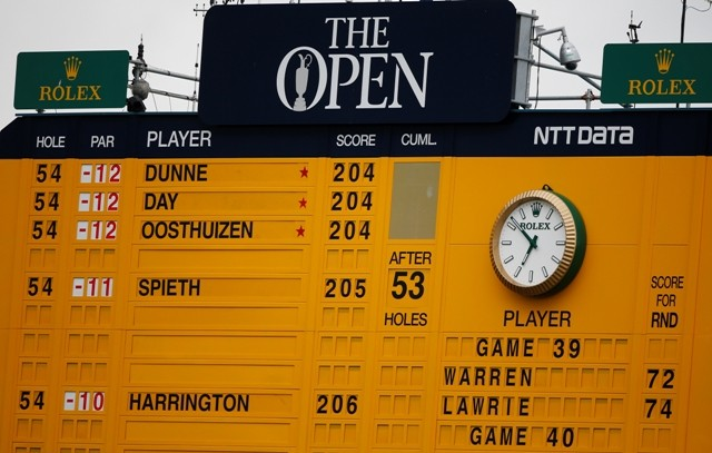 british open final day